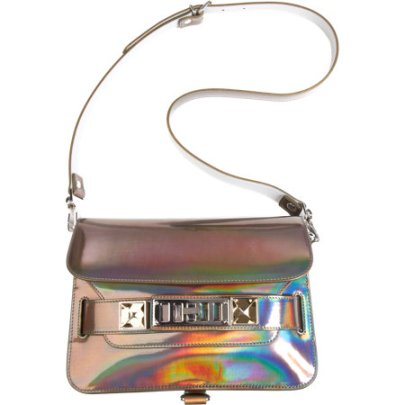 Proenza Schouler PS11 Mini Classic Hologram