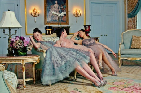 Photo: Brad Walsh -- Christian Siriano's SS13 Campaign
